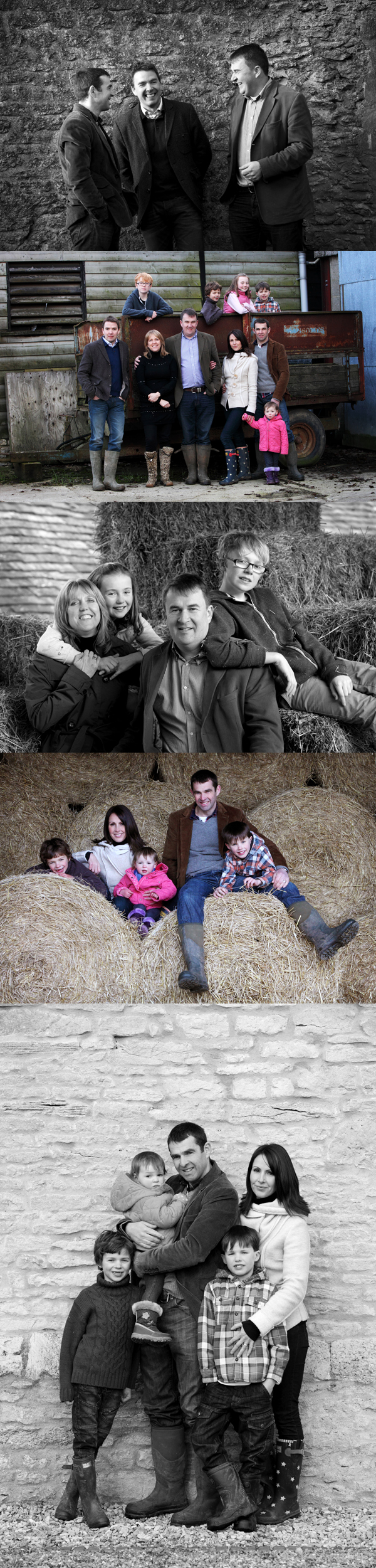 Family Portrait Photography Oxfordshire