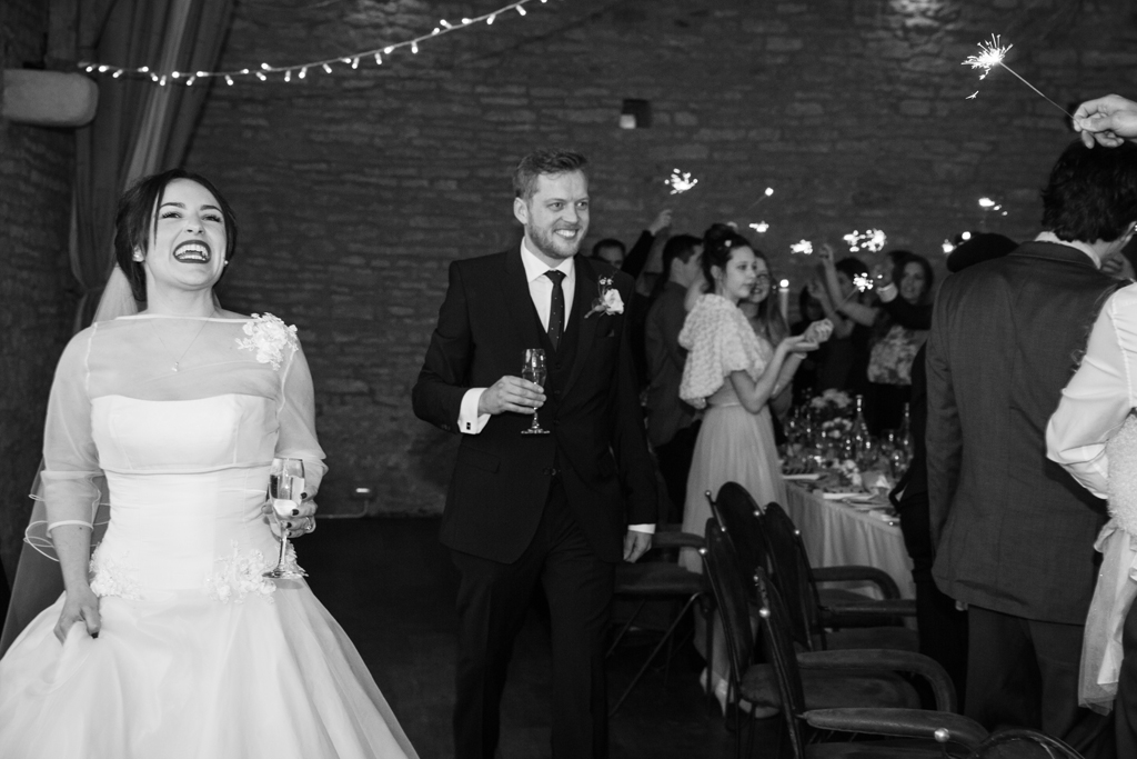 Wedding Photography The Tythe Barn, Launton